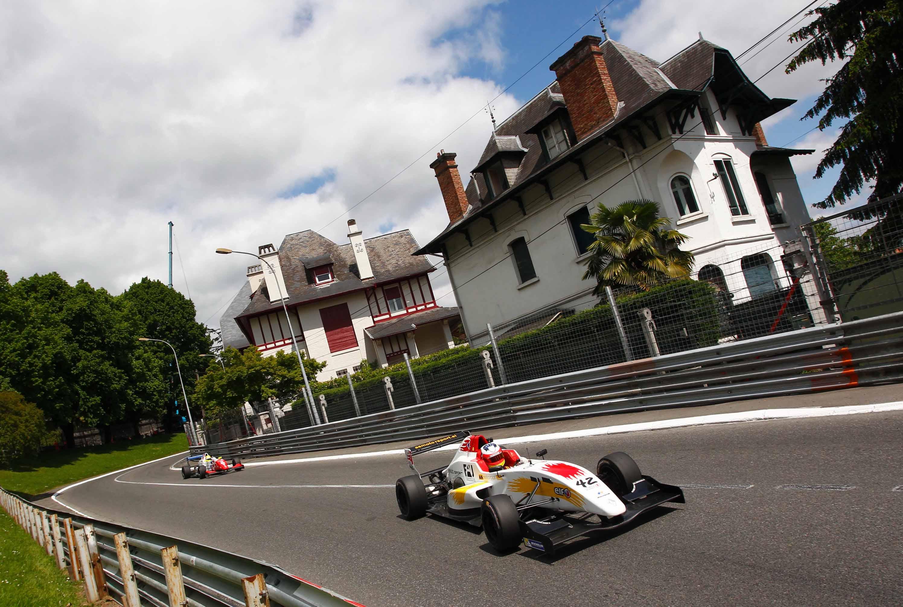 La F. Renault 2.0 ALPS torna a Pau