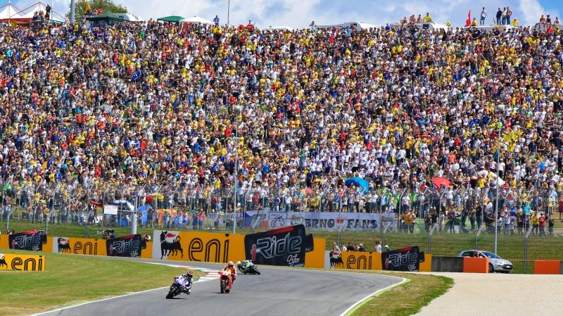 Mugello: da oggi il GP d'Italia in diretta su Sky