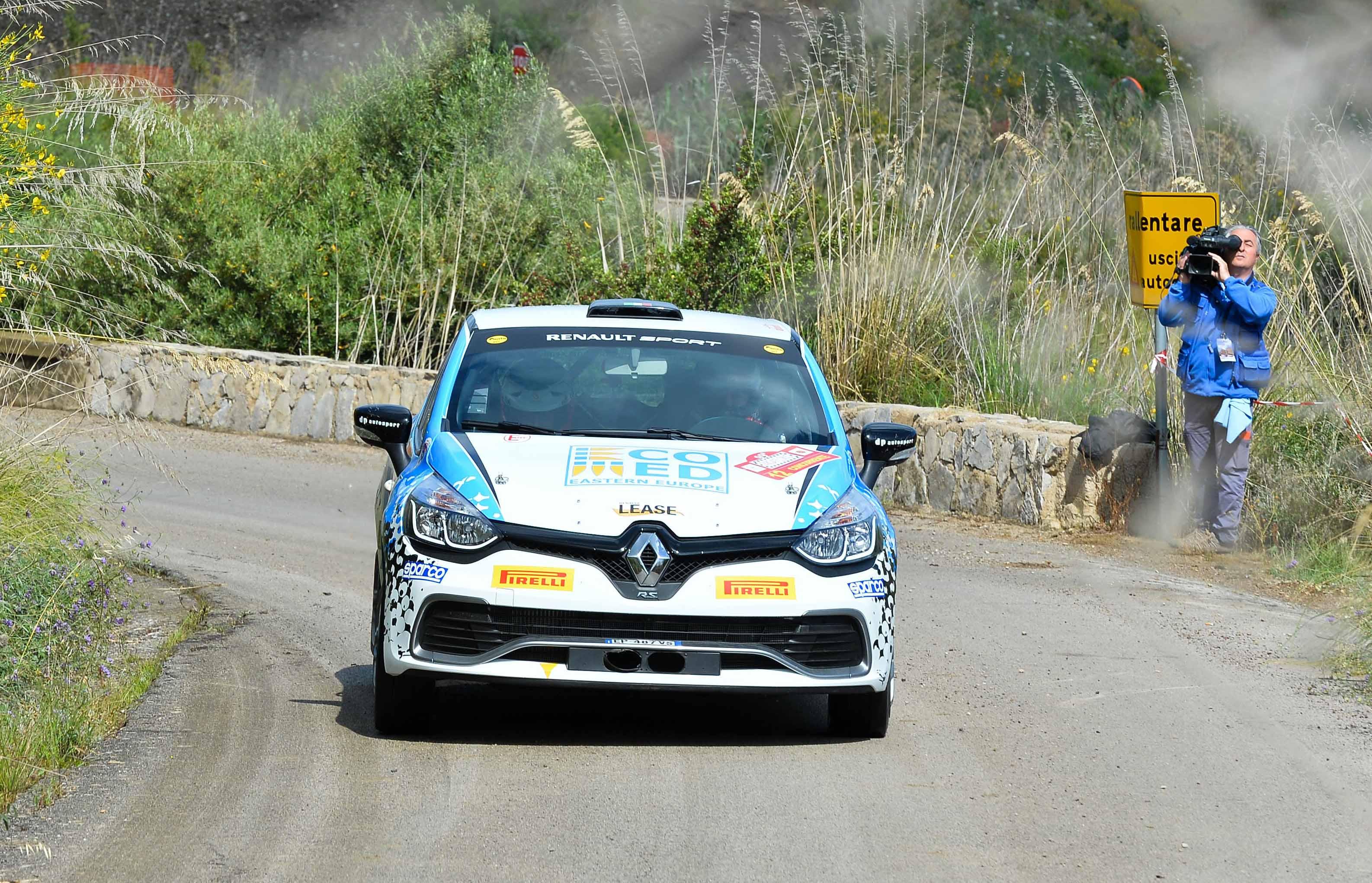 Renault alla Targa Florio