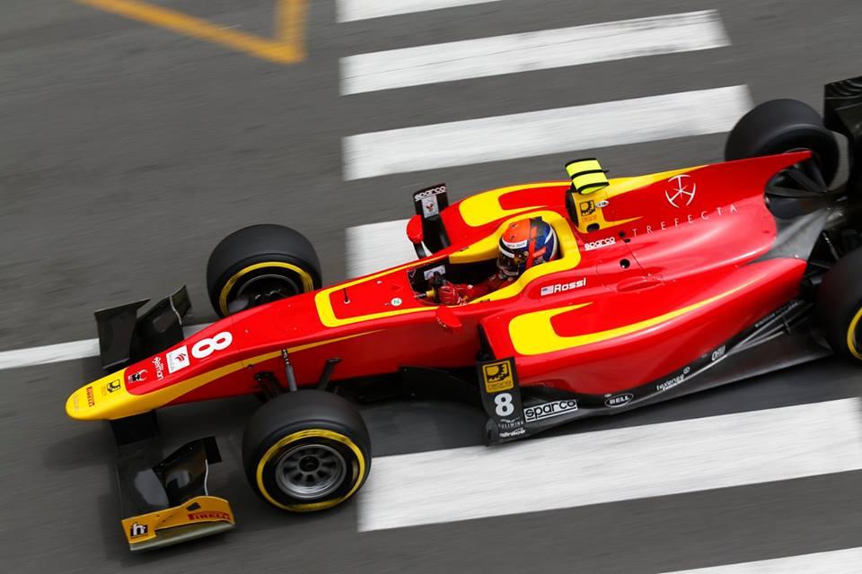 GP2: pole di Rossi davanti a Marciello e Pic
