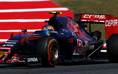 Toro Rosso to lose major sponsor Cepsa