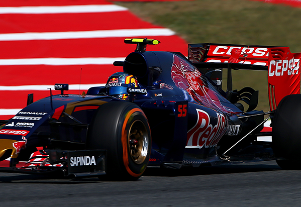 Toro Rosso to lose major sponsor Cepsa