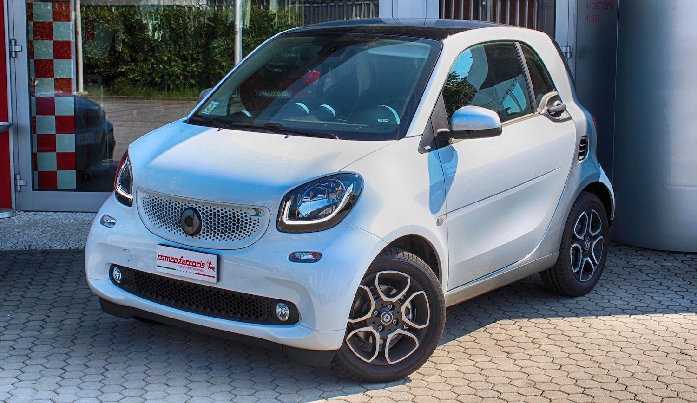 Romeo Ferraris: più prestazioni per la smart