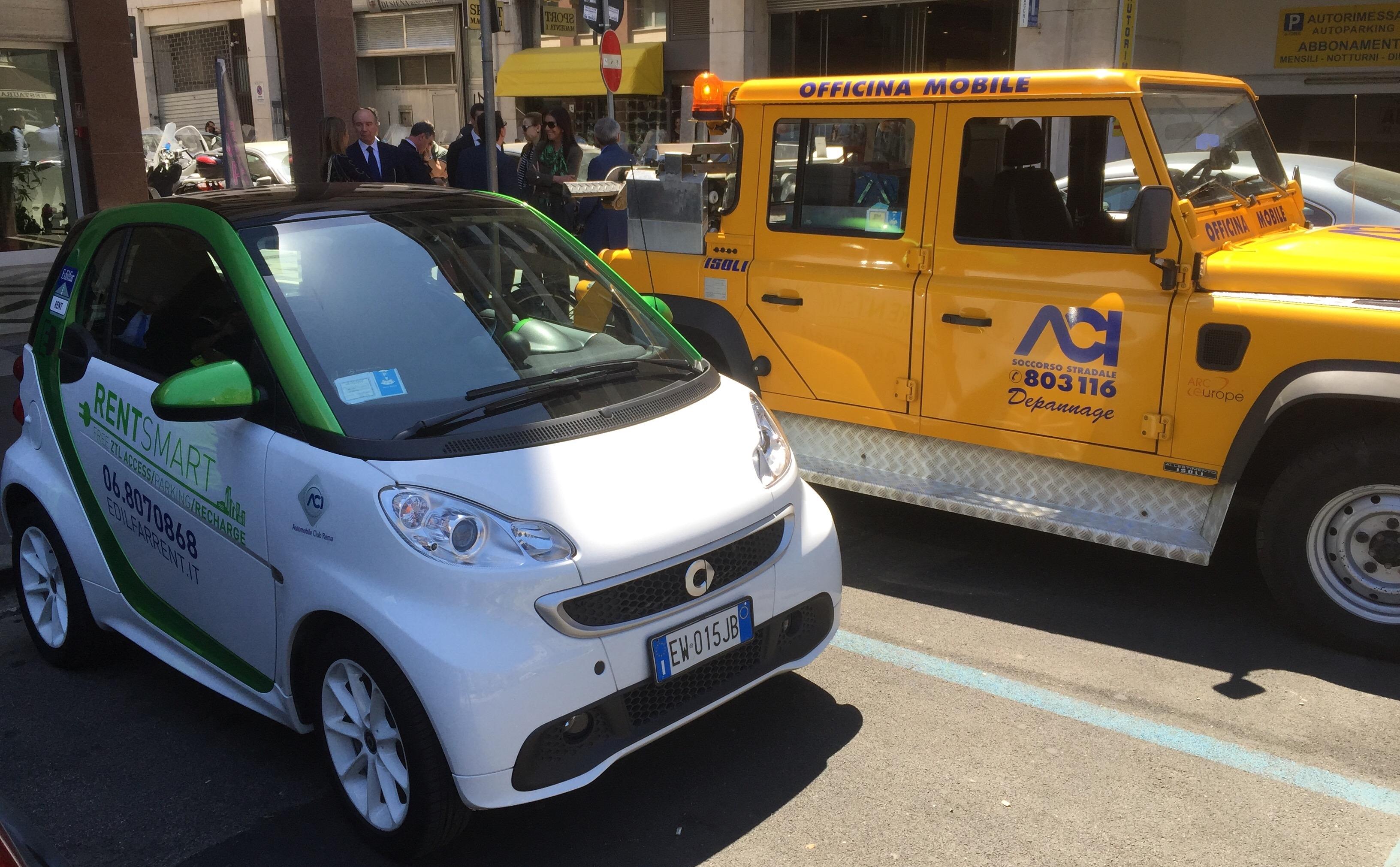 ACI e smart per la mobilità elettrica