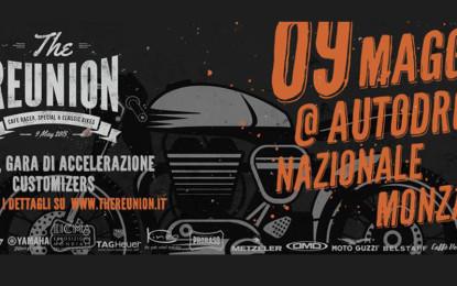 """Tutti a Monza per """"The Reunion"""""""
