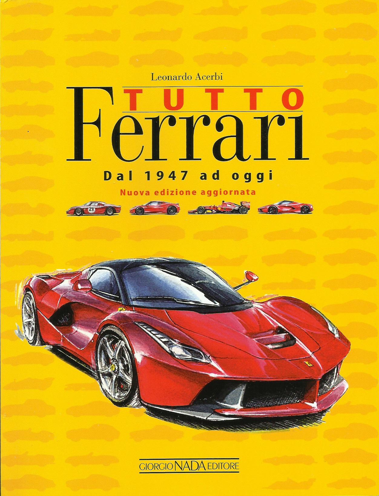 Tutto Ferrari dal 1947 a oggi