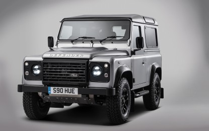 "Land Rover ""Defender 2.000.000"""