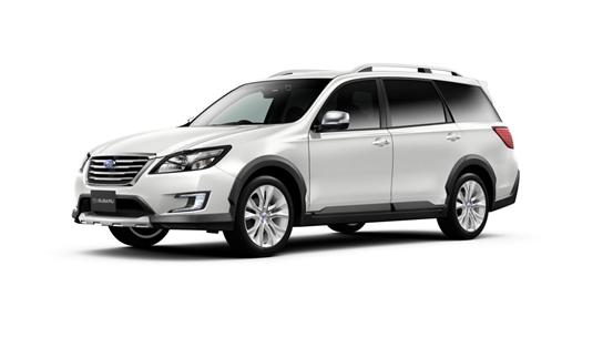 Un premio per il Crossover7 di Subaru