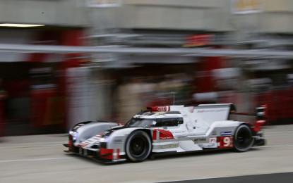 Le Mans: Bonanomi subito competitivo nei test