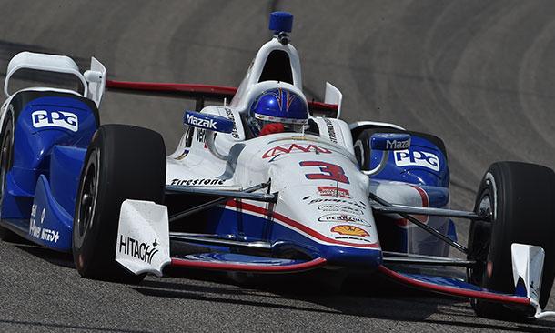 IndyCar: ottavo round in Texas