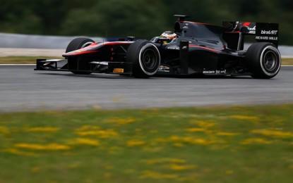 GP2: Vandoorne dominates in Austria