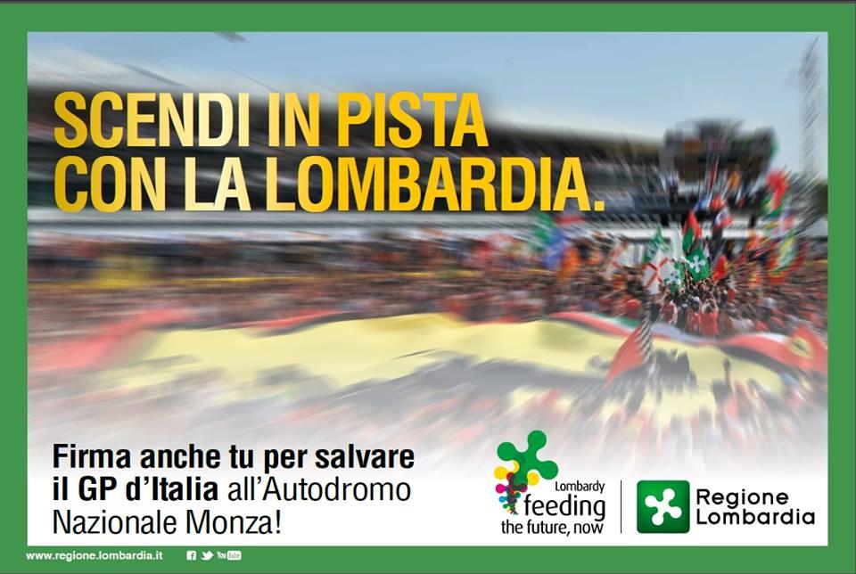 GP Monza: tutta la Regione in campo