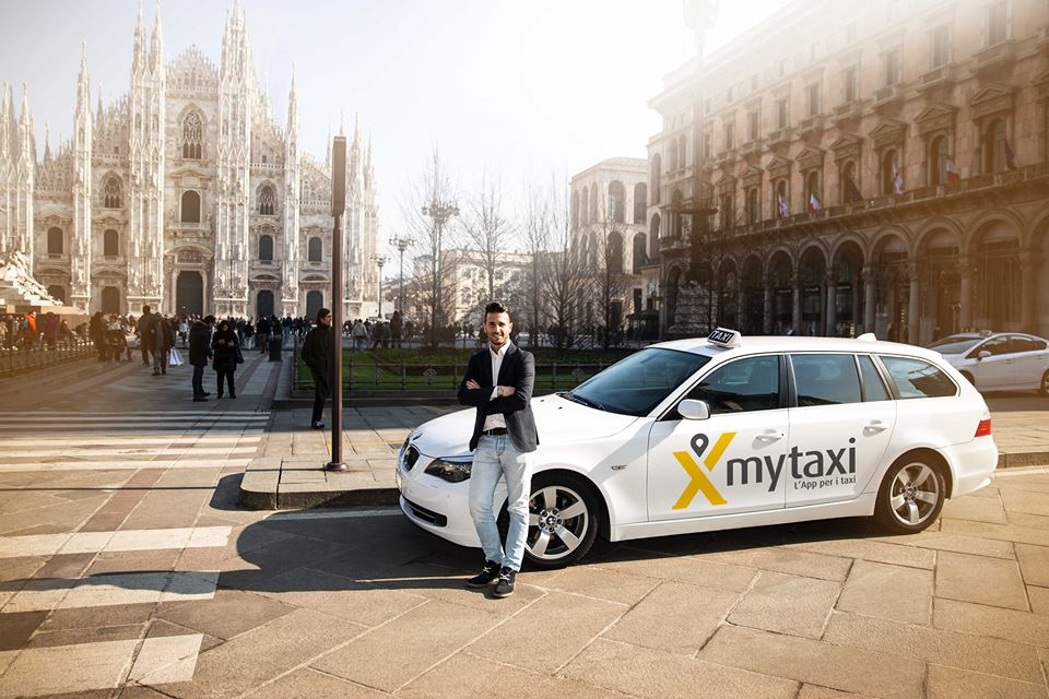 mytaxi per Apple Watch
