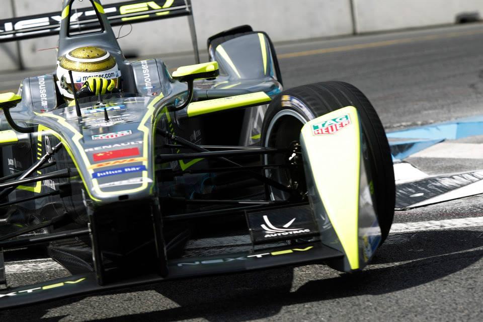 Formula E: Mosca sorride a Piquet Jr