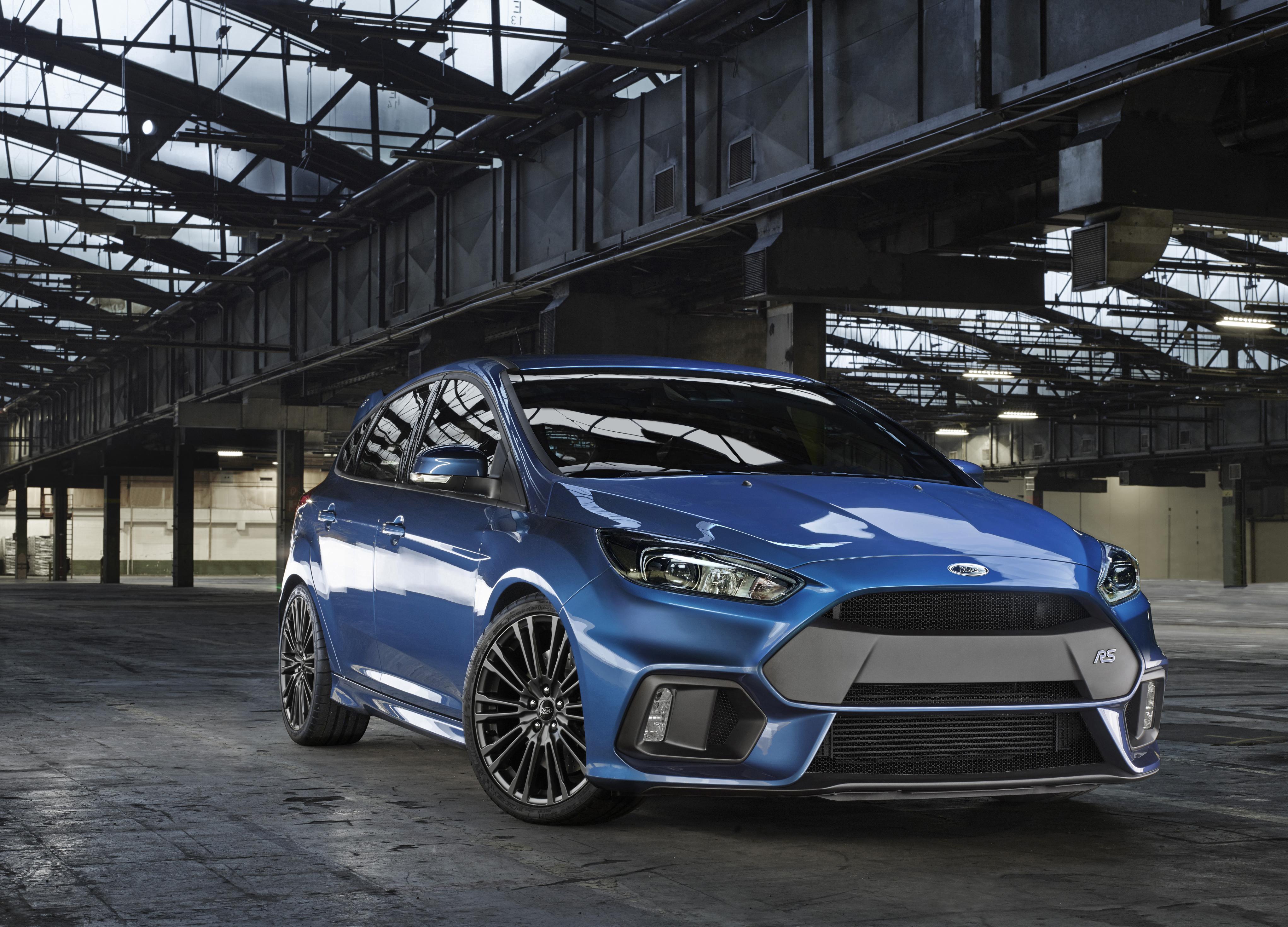 Michelin equipaggia nuova Ford Focus RS