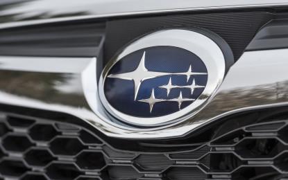 Un altro premio per Subaru negli USA