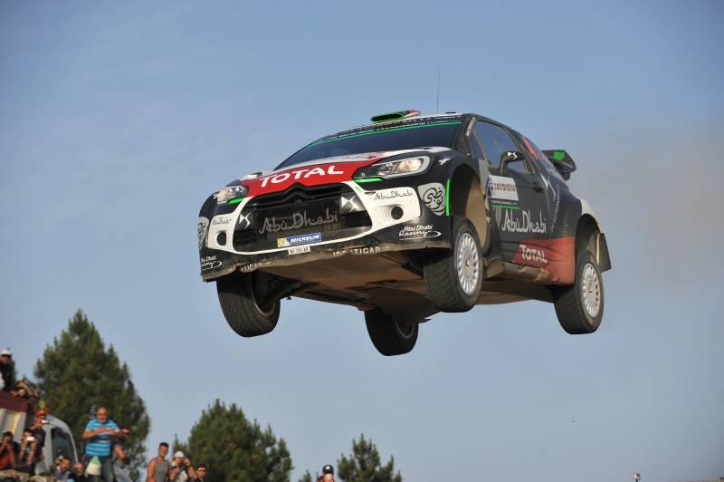 WRC Australia: Østberg sostituito da Lefebvre