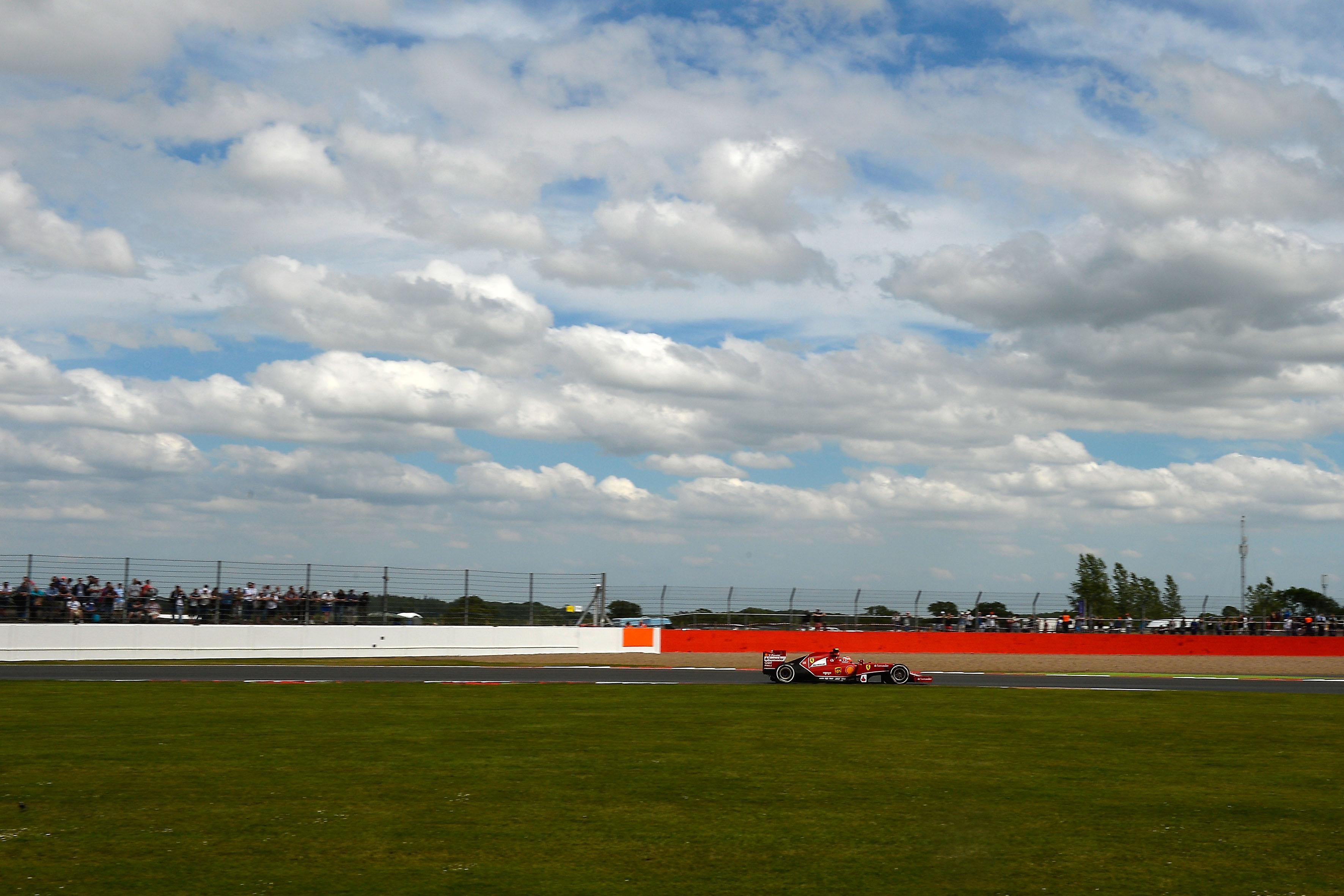 #BritishGP: anteprima Ferrari