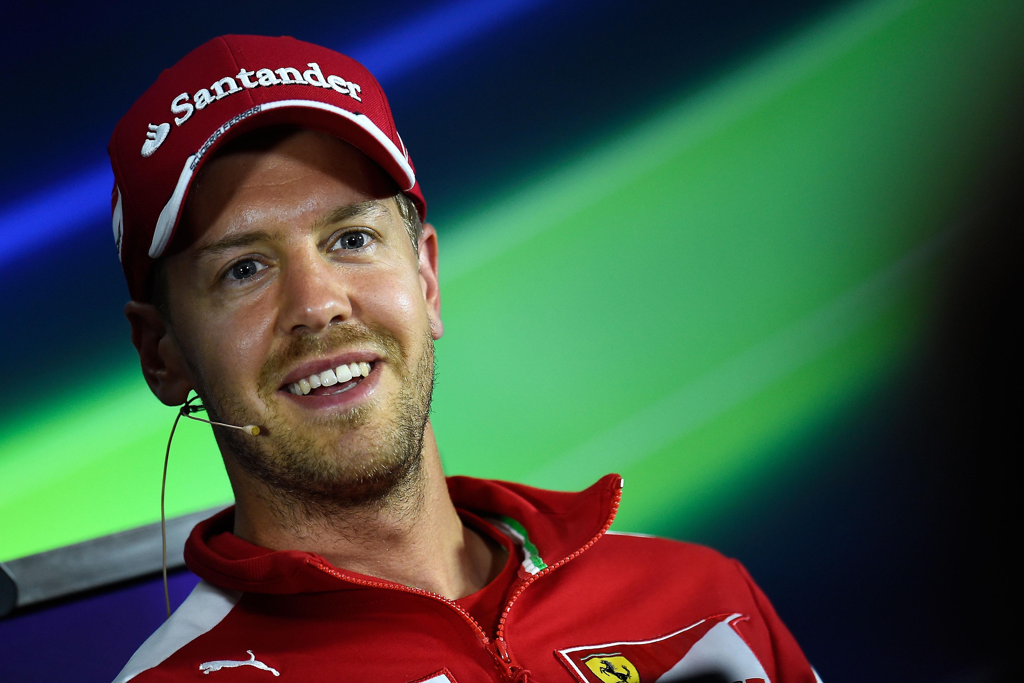 Austria: Seb e Kimi alla vigilia del GP
