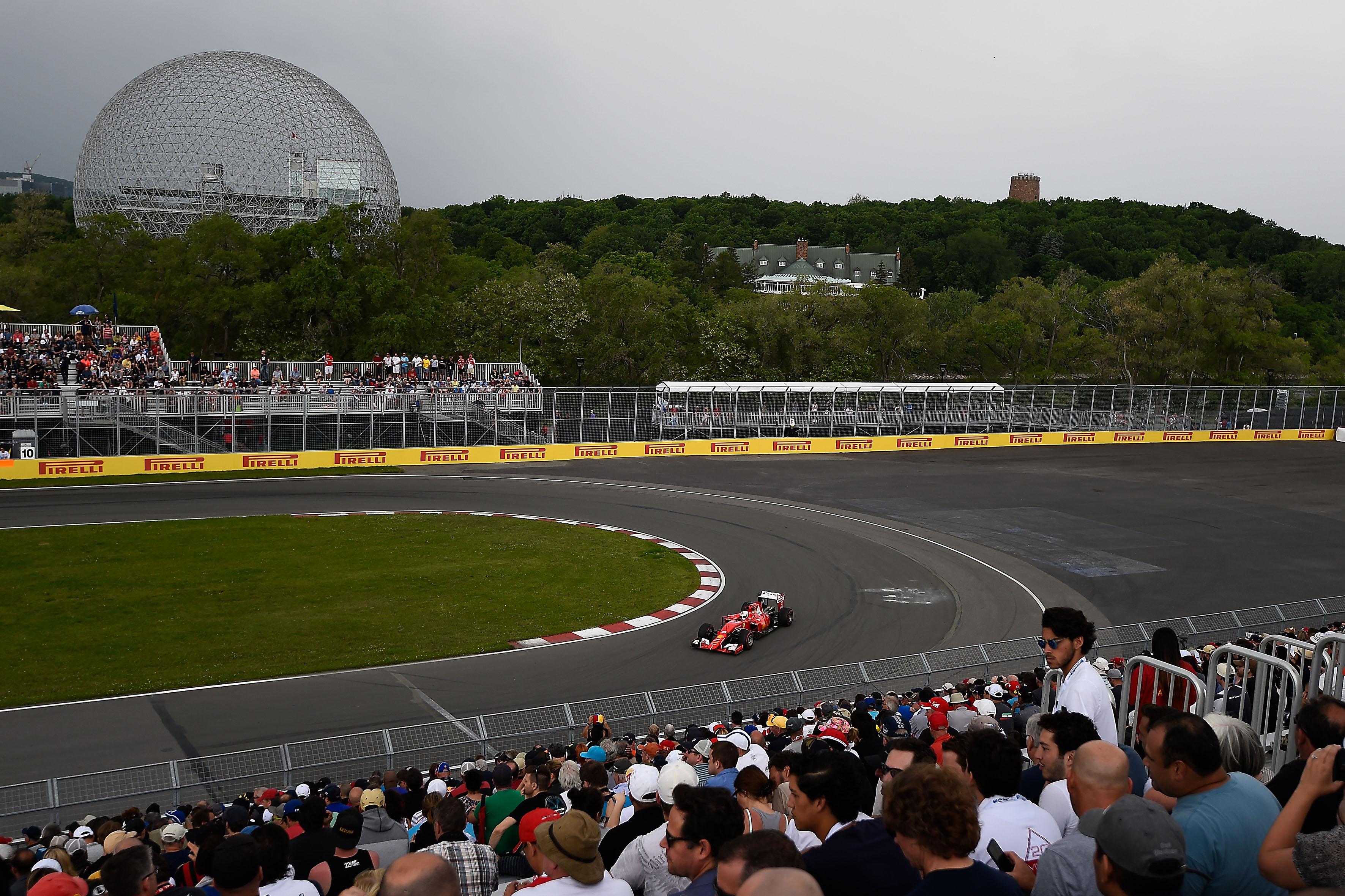Vettel e Binotto raccontano il GP del Canada