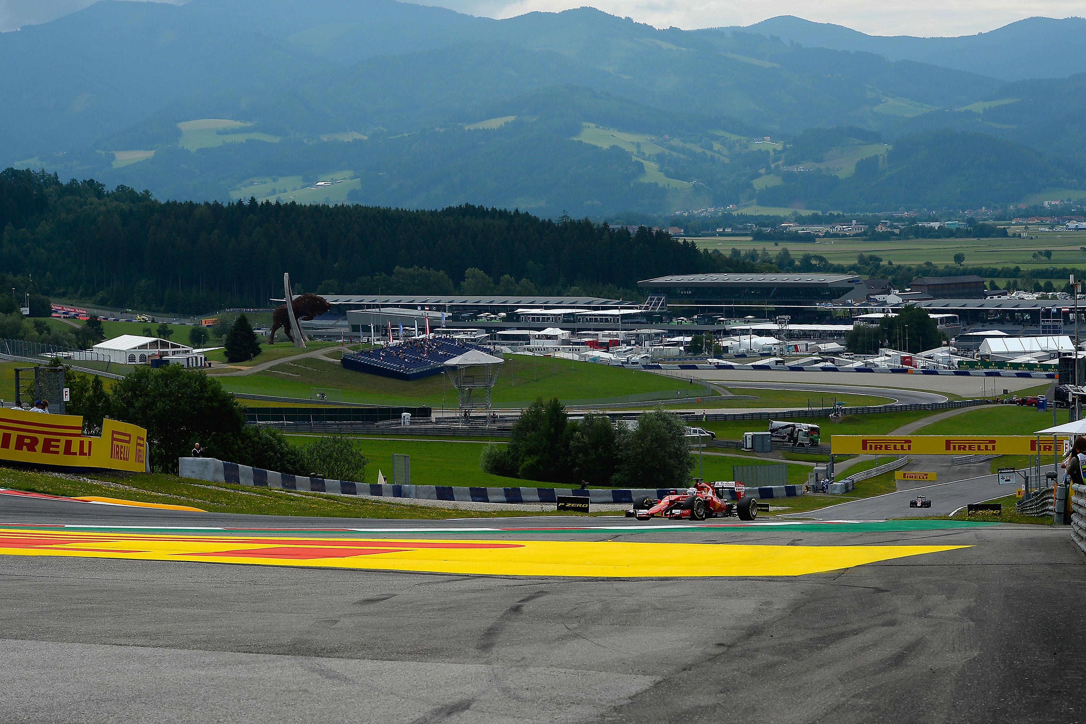 Austria: il punto della Ferrari sulle libere