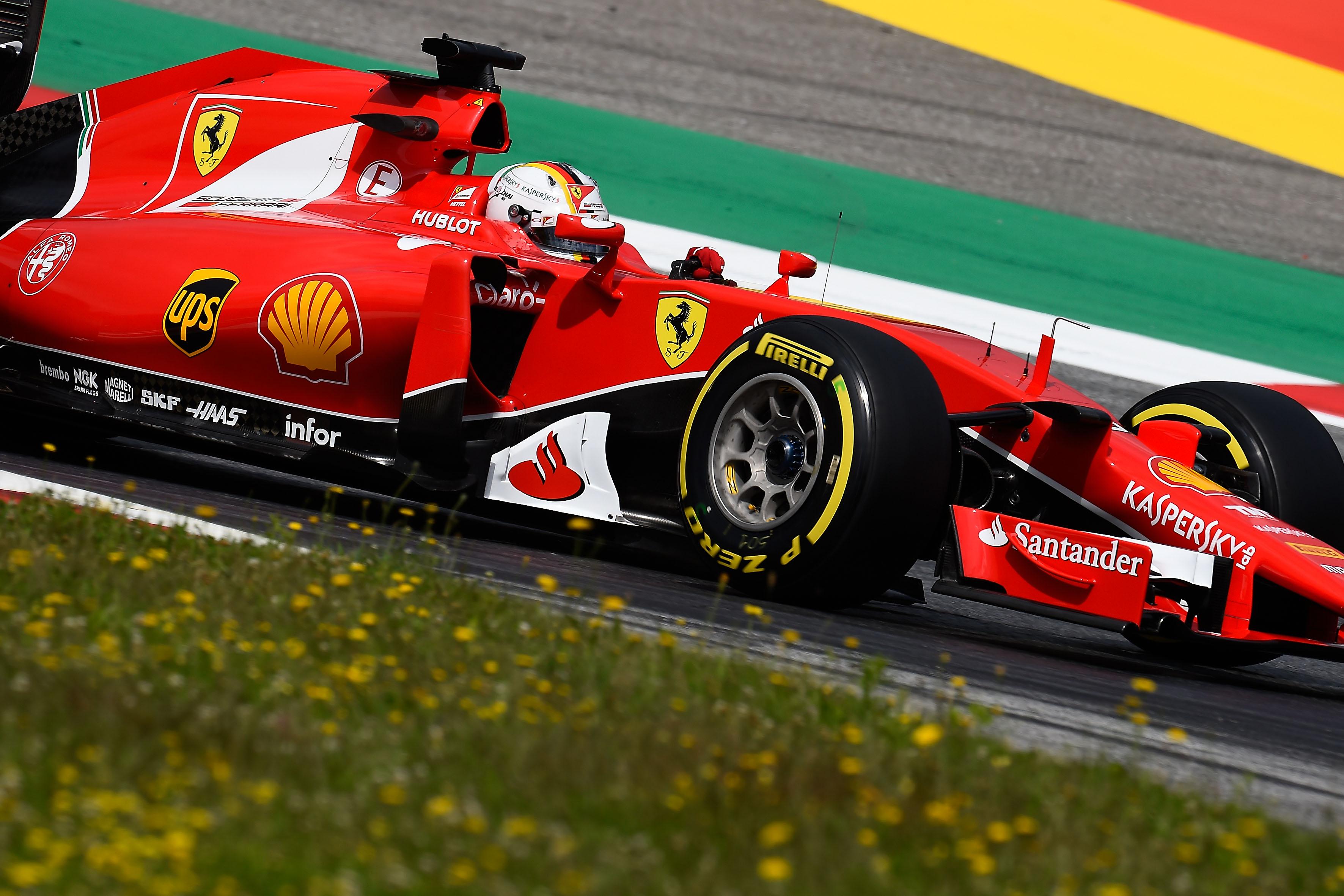 Austria: il punto della Ferrari sulle qualifiche