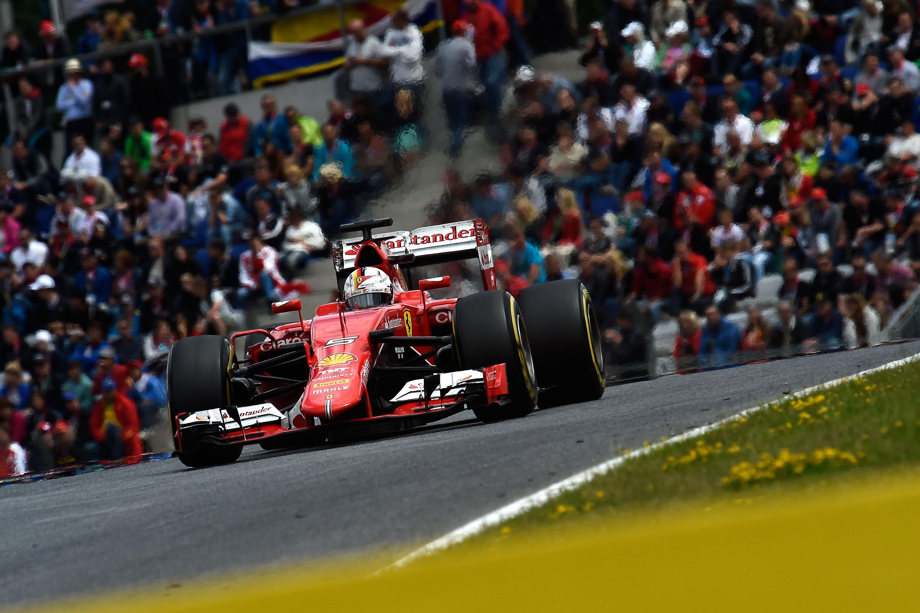 Austria: il punto della Ferrari sulla gara