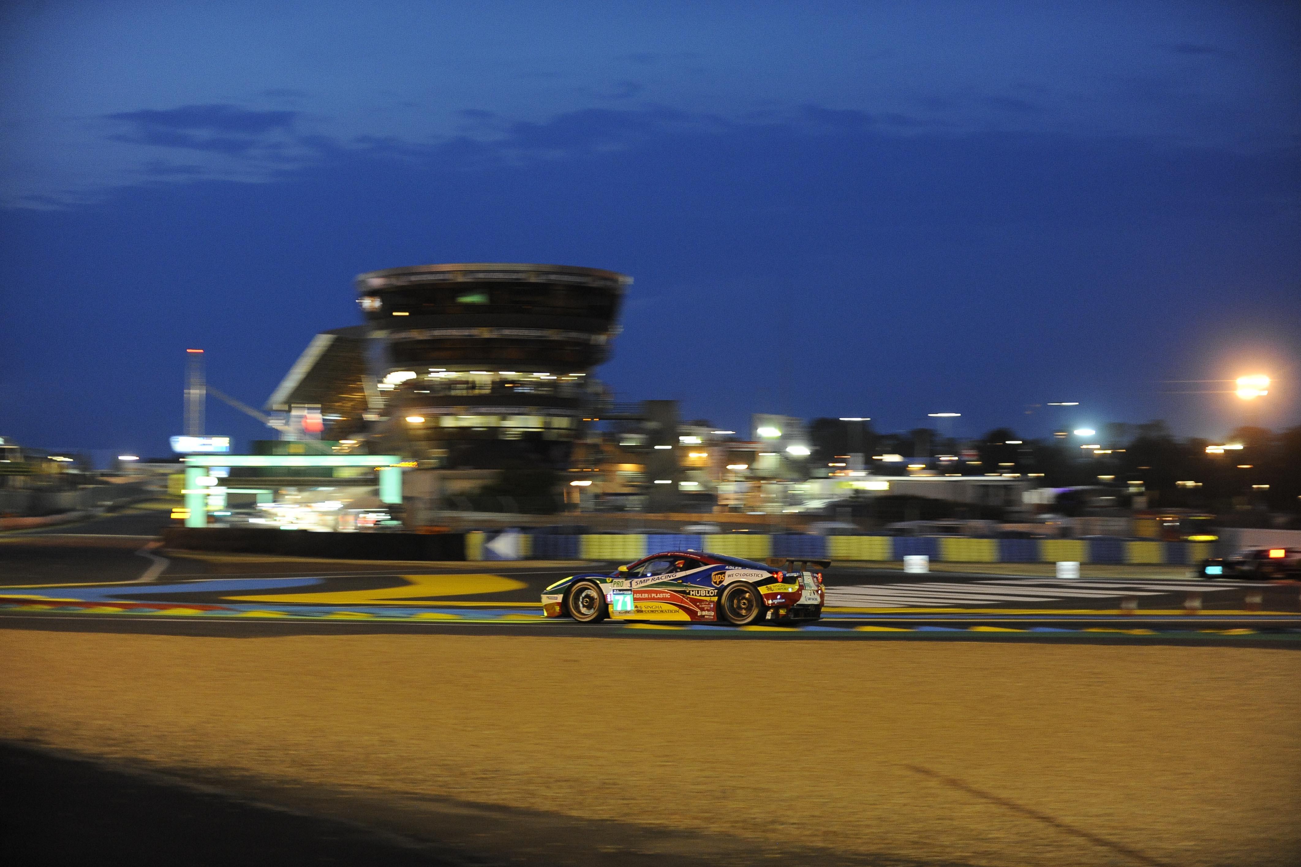 La magia della notte di Le Mans