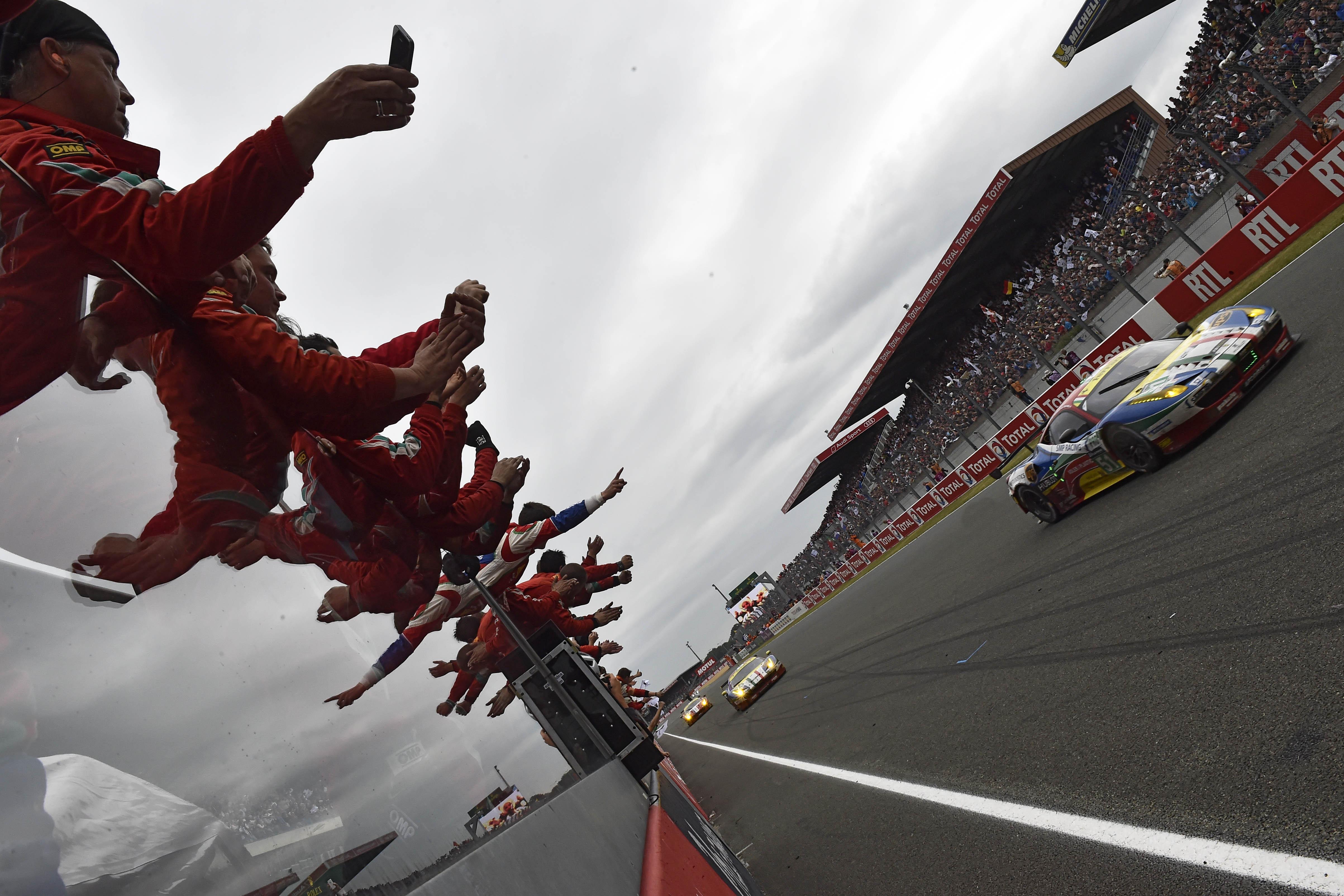 Le Mans: la Ferrari alla 24 Ore 2015