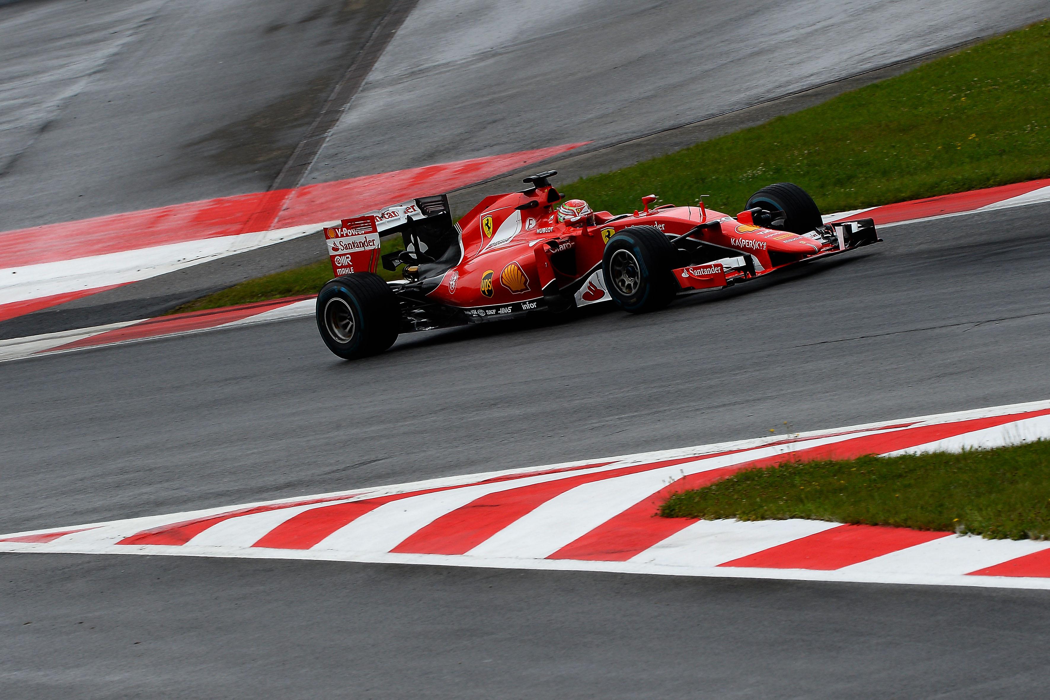 Test F1: il punto Ferrari-Fuoco