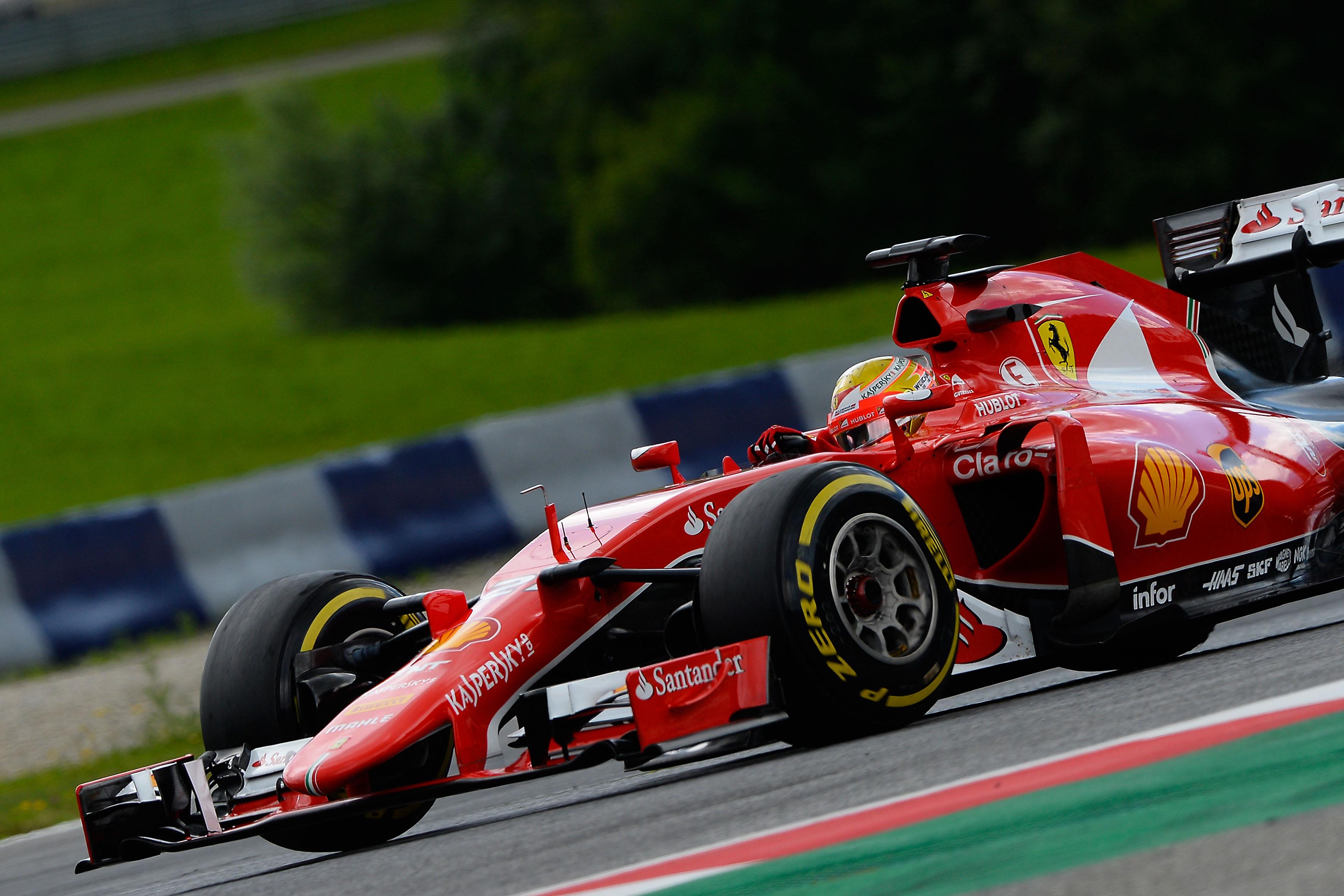 Test F1: bene Gutierrez e Ferrari