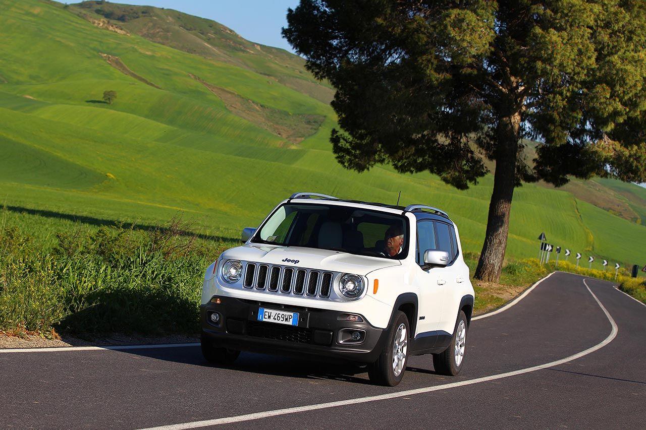 Jeep: vendite europee in continua crescita
