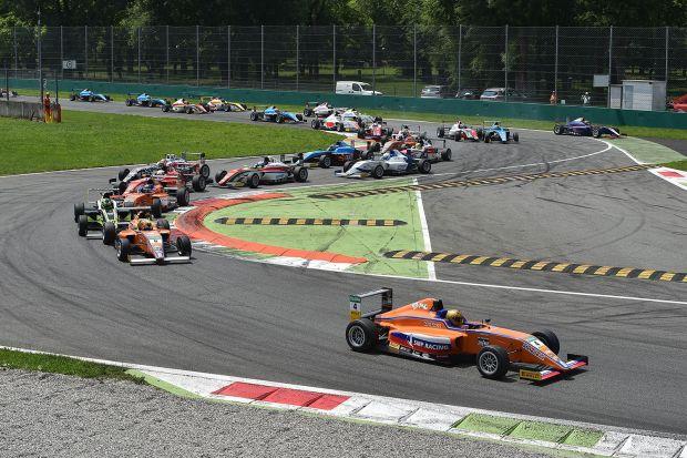 F4: a Monza dominio del cinese Yu Zhou