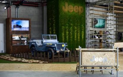 Expo Milano: Jeep inaugura un Temporary Store