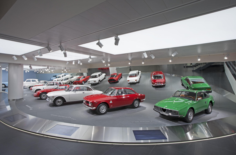 Alfa Romeo: inaugurato il Museo