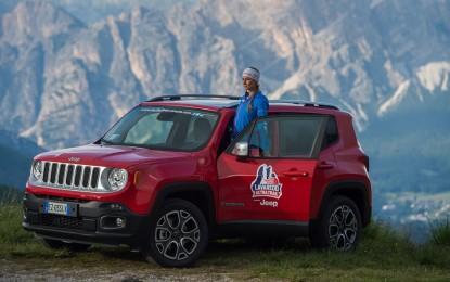 Jeep partner di The North Face
