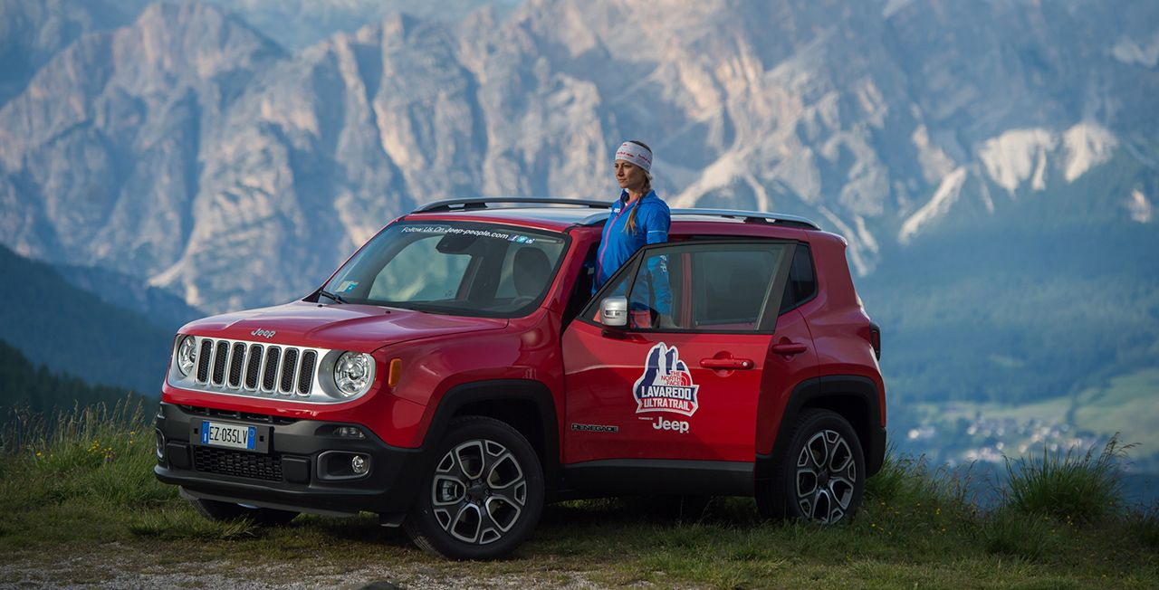 Jeep partner di The North Face