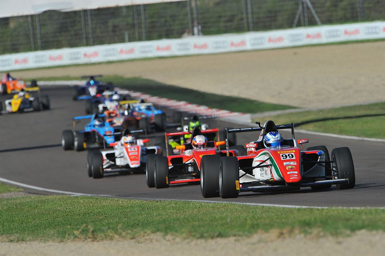 F4 powered by Abarth: il weekend di Imola