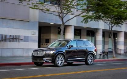 Volvo Cars: a maggio 39.919 vetture vendute