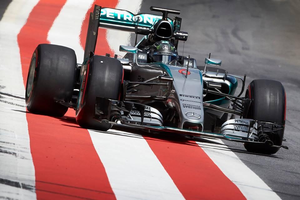 Test F1: ultimo giorno nel segno di Rosberg