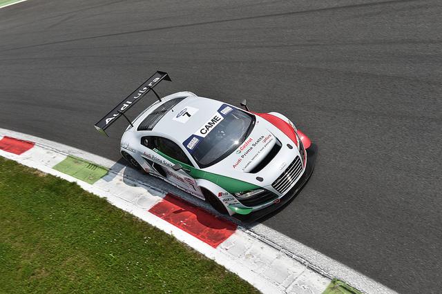 Imola: un altro podio per Audi Sport Italia