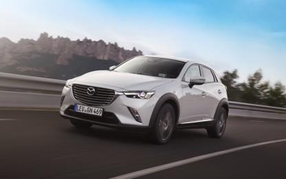 CX-3: il diamante Mazda brilla anche su Periscope