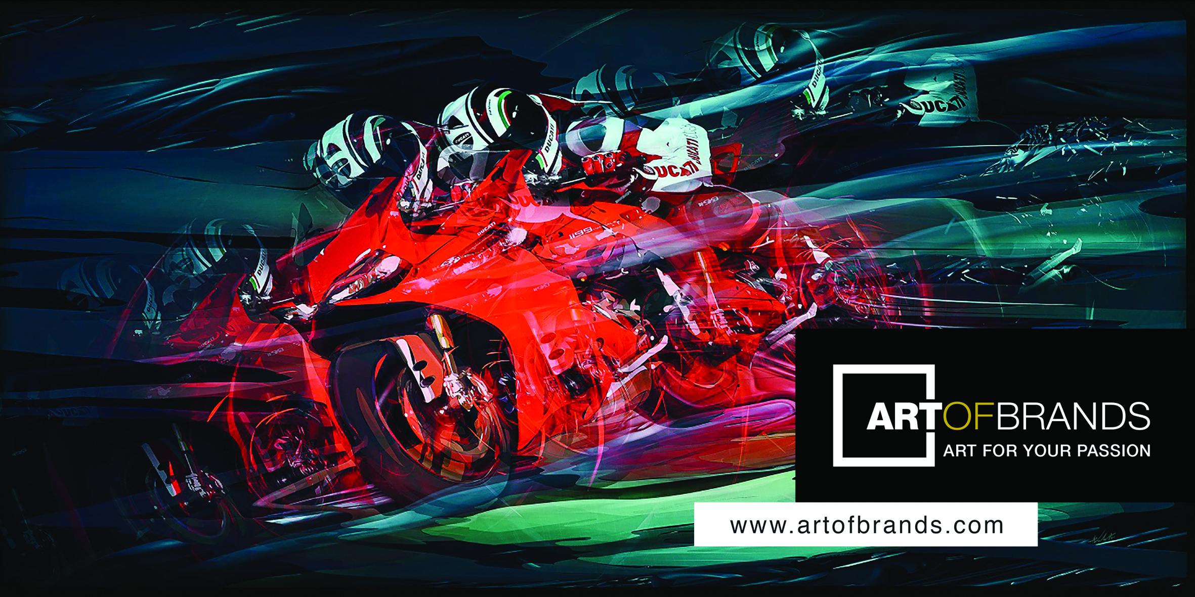 Ducati e ArtOfBrands ancora assieme