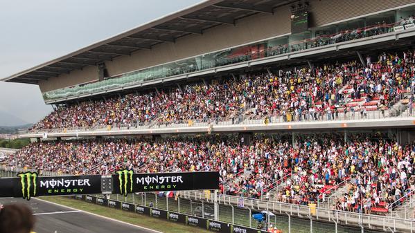 MotoGP: via da oggi al GP di Catalunya