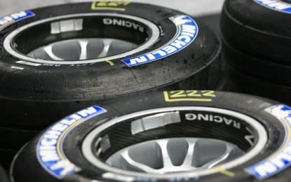 Michelin: offerta per diventare tyre supplier F1 dal 2017