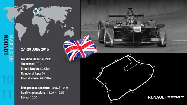 ePrix Londra: finale ricca di suspense…