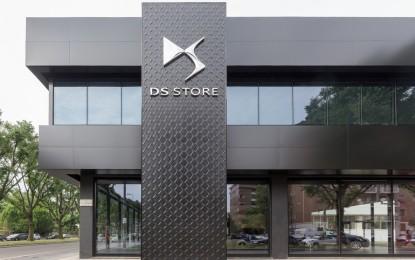 Apre a Milano il primo DS Store italiano