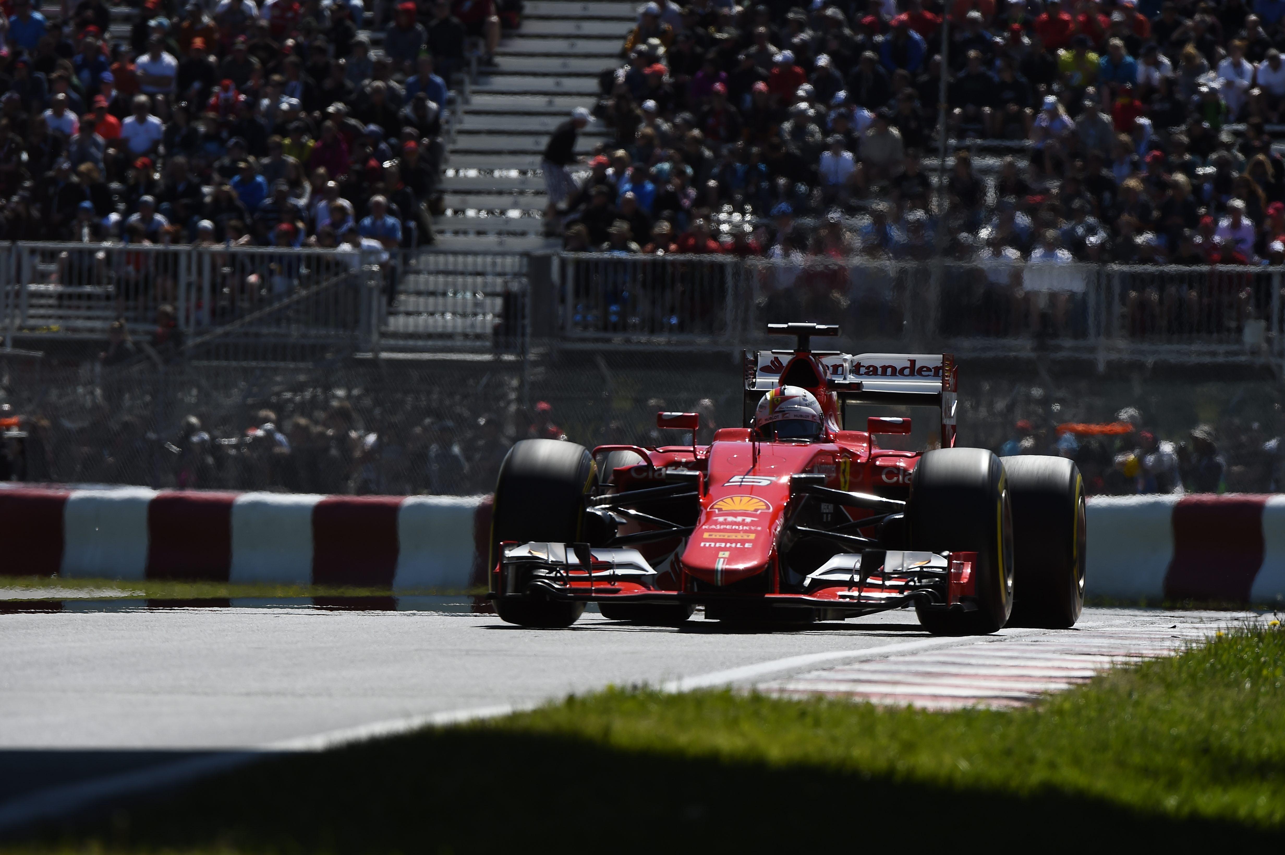 Ferrari: il punto sulle qualifiche in Canada