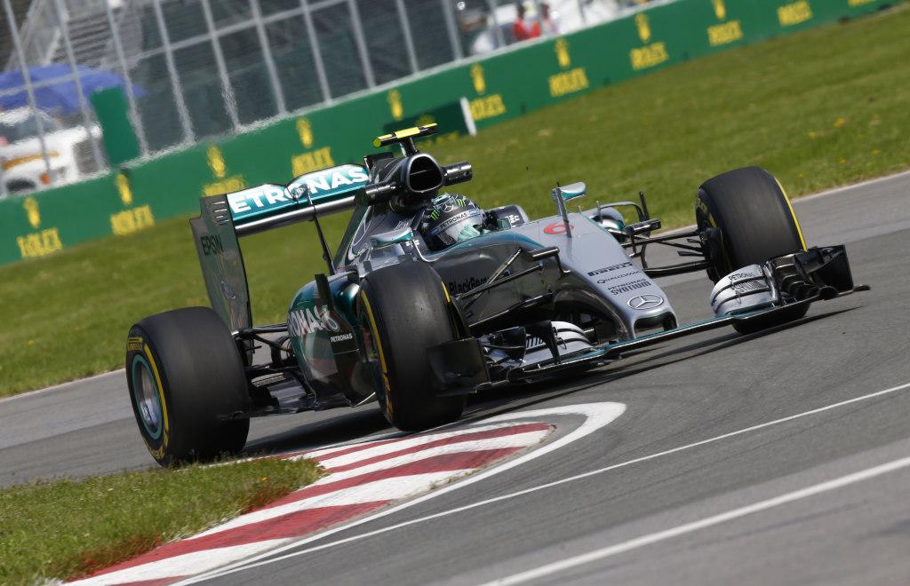 Canada: FP3 a Rosberg su Raikkonen e Grosjean