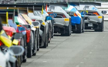 Lamborghini Super Trofeo: griglia record al Paul Ricard